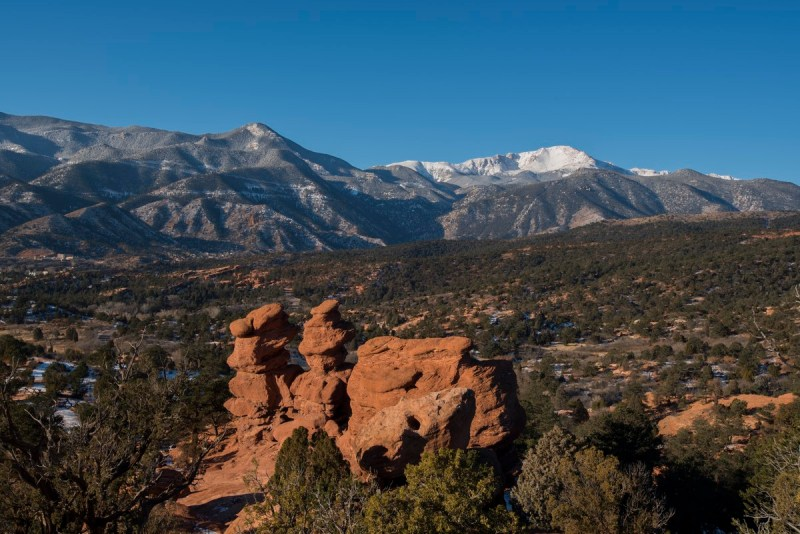 The Best Scenic Hiking Trails in Colorado Springs