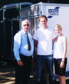 Mike and Claire Berridge