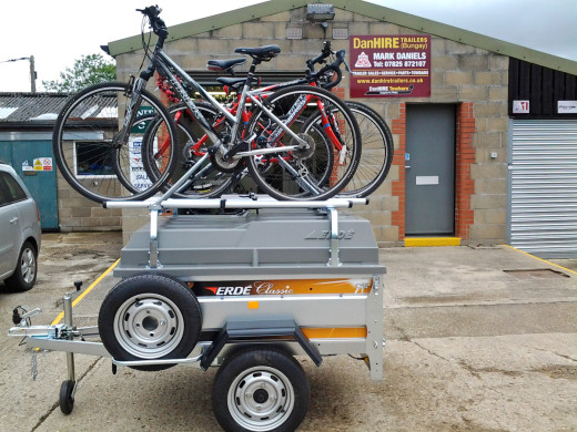 Rack Cycle Carriers