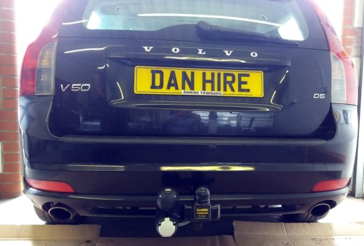 Towbar-fitted-to-VOLVO-at-DanHIRE-TOWBARS