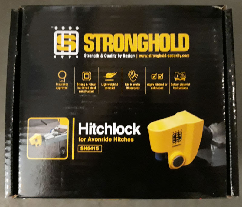 STRONGHOLD HITCHLOCK