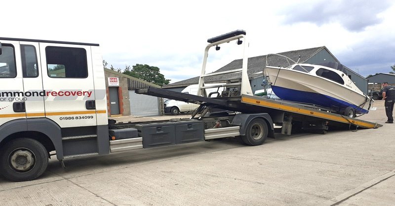trailer servicing