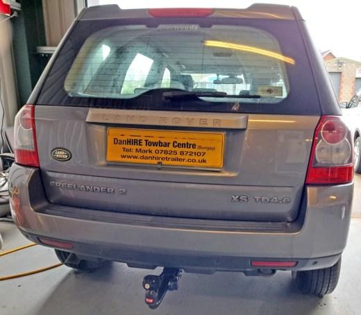 Land Rover Towbar