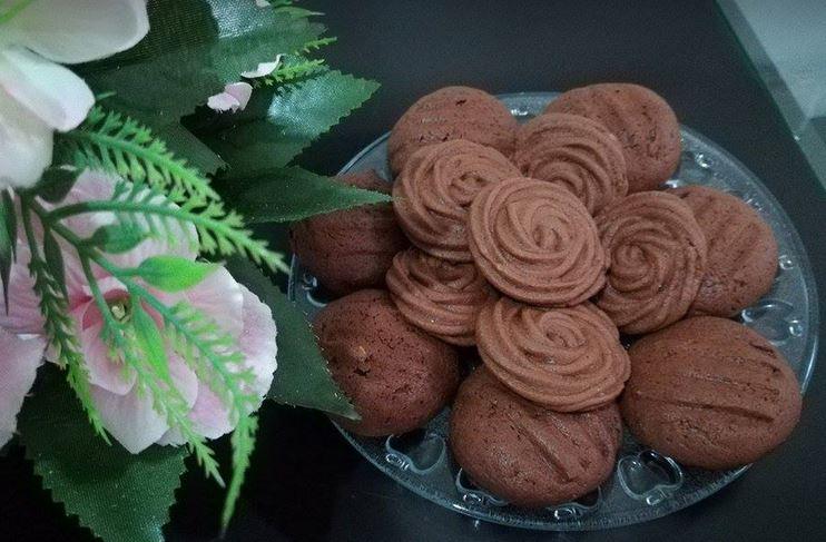 Simple Chocolate Cookies Recipe