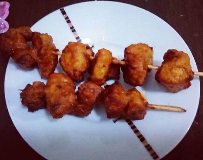 Chicken Stick Recipe