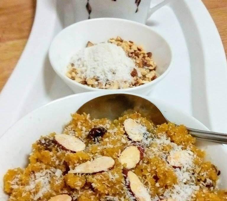 Semolina Dessert Recipe (Suji ka Halva)
