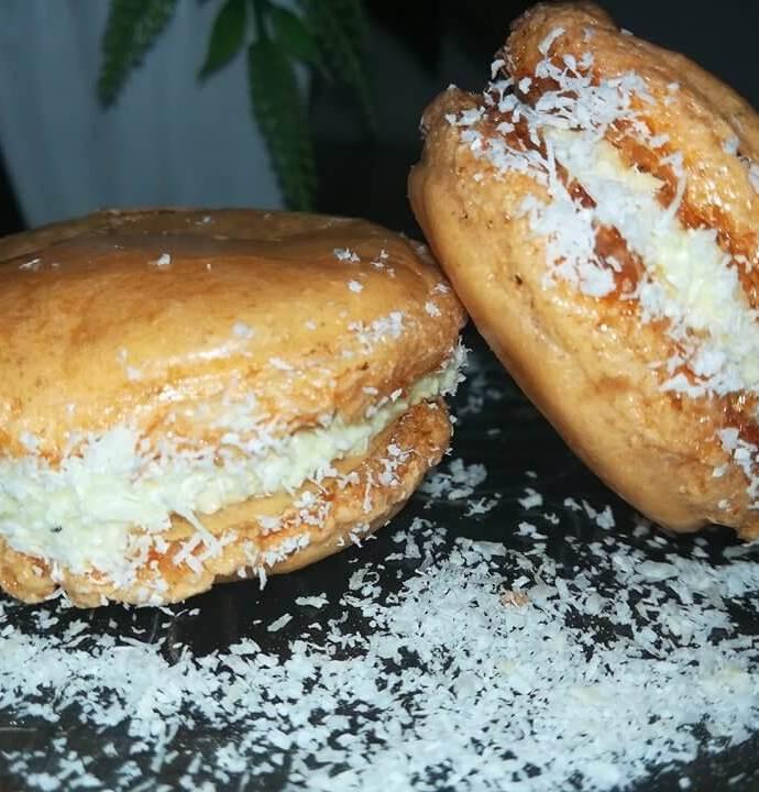 Macarons without Almond Flour recipe