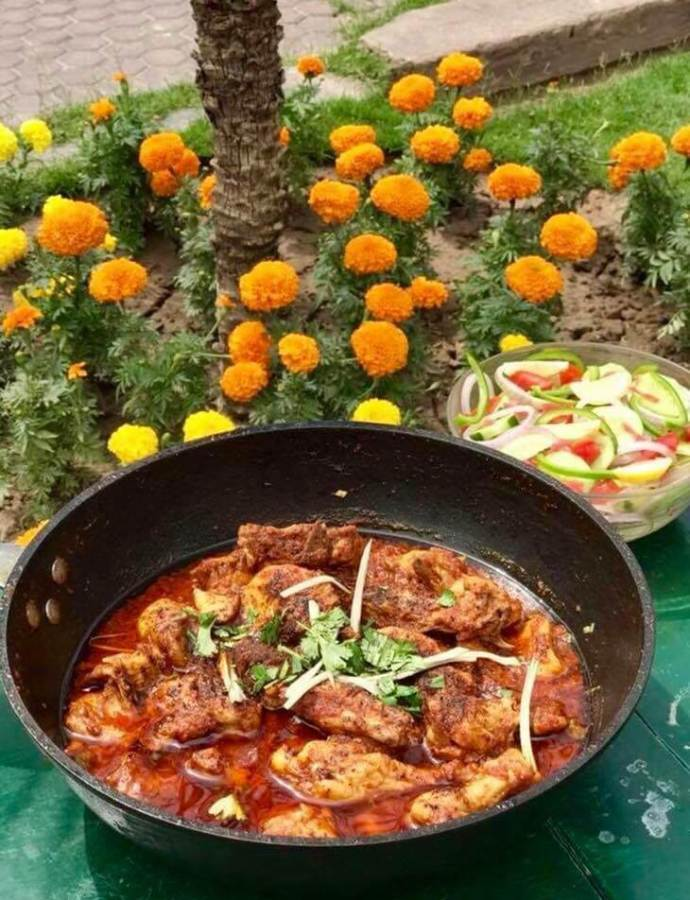 Chicken Karahi Recipe English