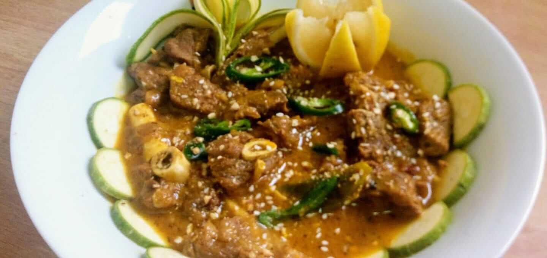 Easy Mutton Recipe