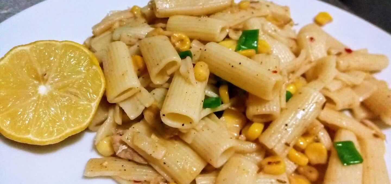 Lemon Pasta Recipe