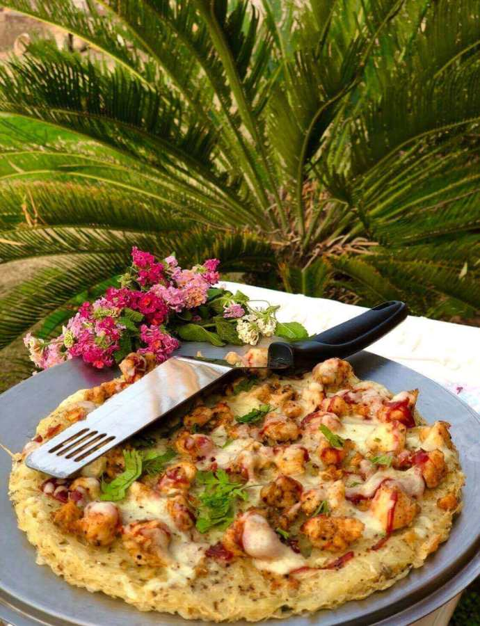 Potato Pizza Base Recipe