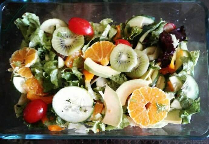 Lettuce Salad Recipe