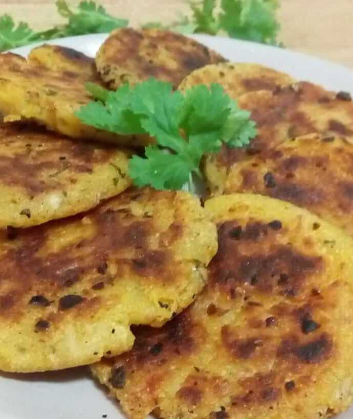 Potato cutlet recipe