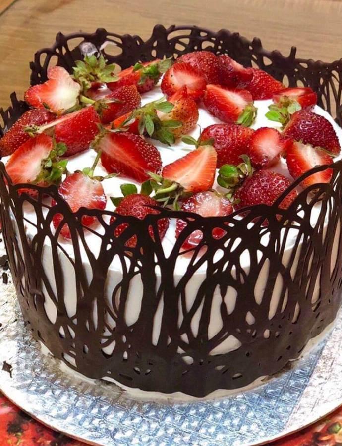Vanilla Celebration Cake Recipe
