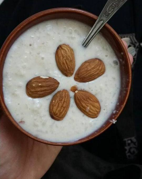 Quick and easy rice pudding recipe
