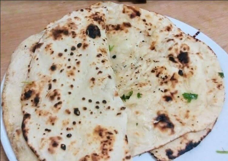 Tandoori Naan Recipe
