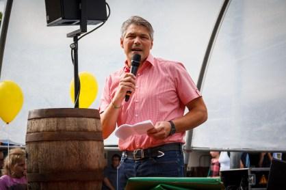 Oberbürgermeister von Remshalden Stefan Breiter