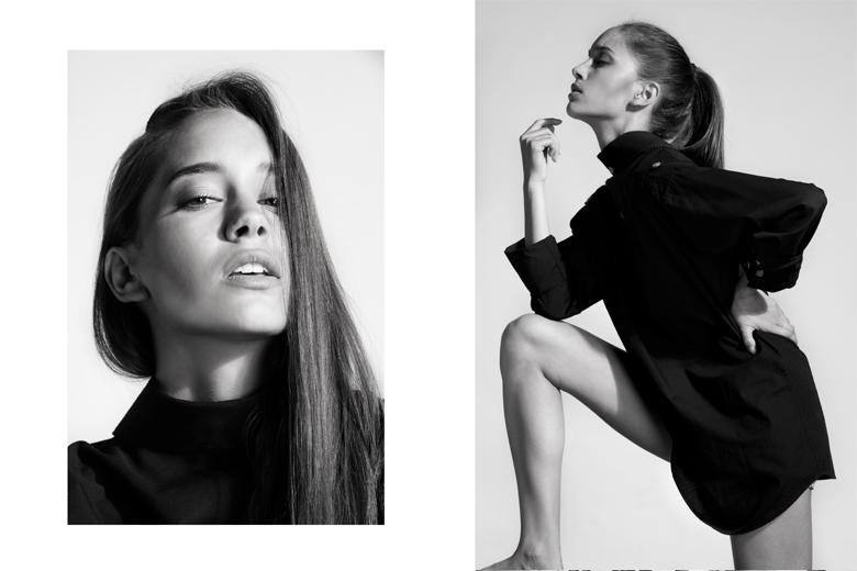 Daniel Gossmann NEXT Models Milan Enisa Njemcevic