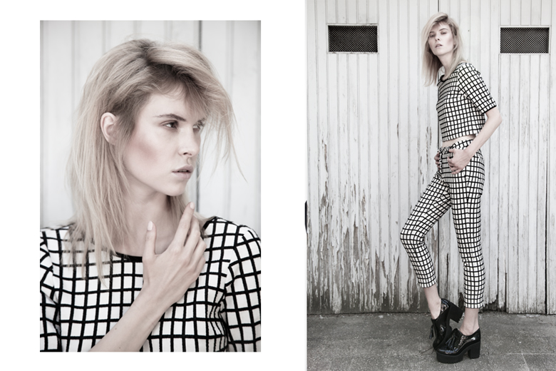 Lina Shark Women Management by Daniel Gossmann 1