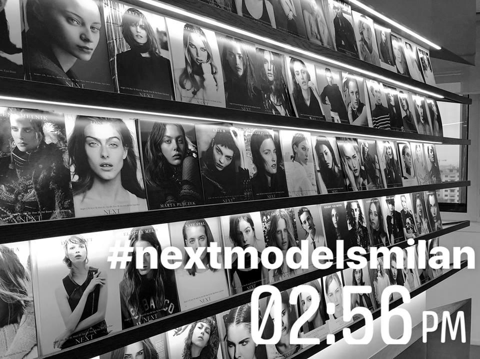 Daniel Gossmann NEXT Models Milano
