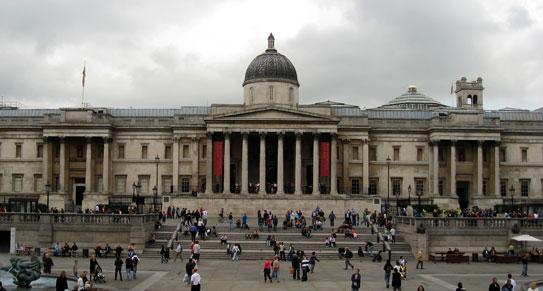 Resultado de imagen para national gallery londres sin copyright