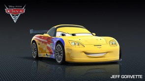 Cars 2: JeffGorvette