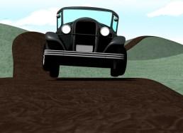 1930's car