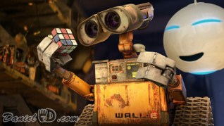 Wall-e and Mr T