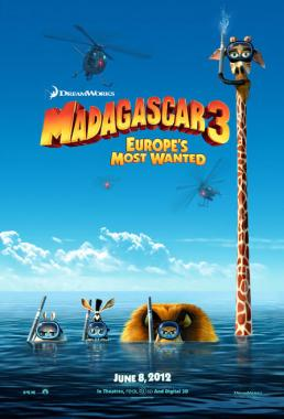 Madagascar+3+Europe+Most+Wanted+Film+Poster