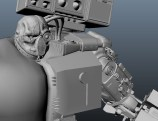 R.W.67: Preview in Maya