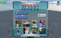 Speedy Wheel and Facebook