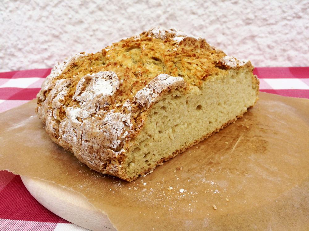 Irisches Sodabrot – mein histaminarmes Frühstück!