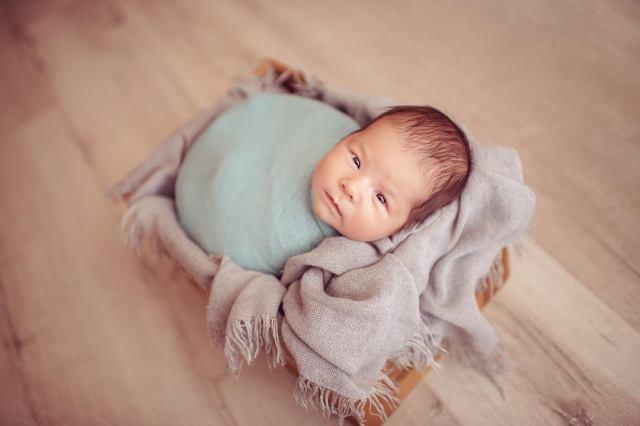 Sedinta foto nou nascut Daniela Sterea