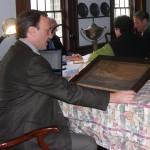 Daniel Buck at an appraisal event