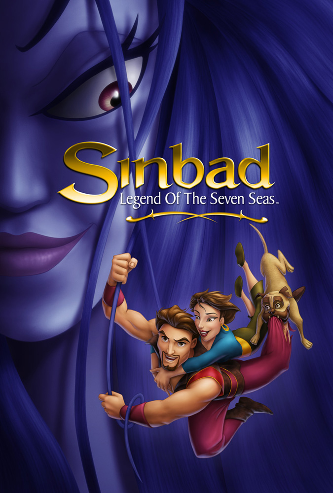 Sinbad Legend Of The Seven Seas