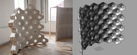 Hyperboloids at Smart Geometry 2011
