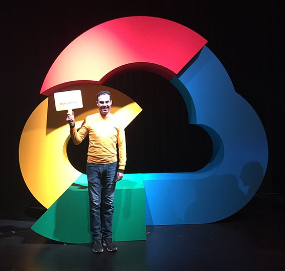 Google Cloud Summit 5