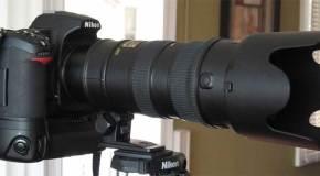 Nikon 70-200 f4 VR: prossimo l'annuncio