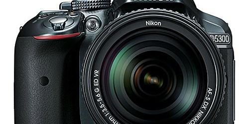 Confronto specifiche Nikon D5300 vs D5200