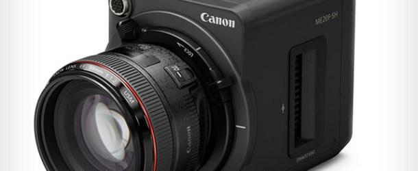 Record per la Canon ME20F-SH