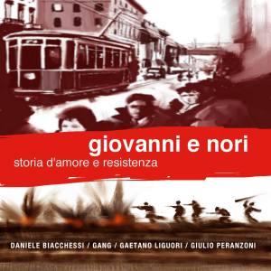 Copertina dvd Giovanni e Nori