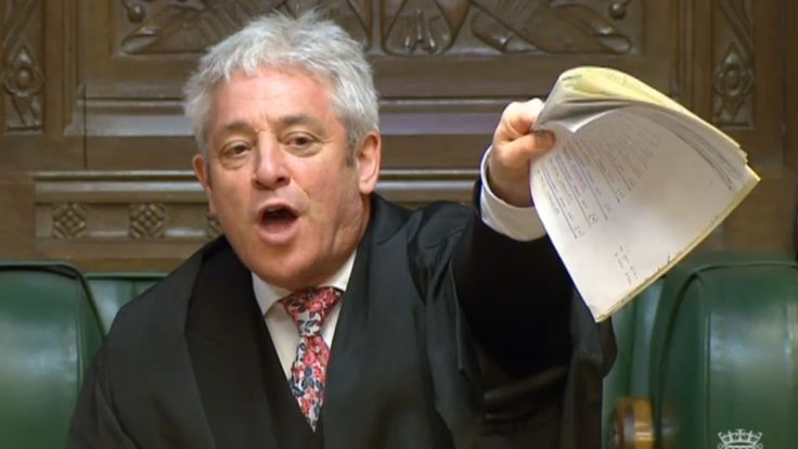 John Bercow: A Speaker's Final Day