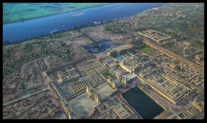 Il tempio di Karnak e i suoi Piloni