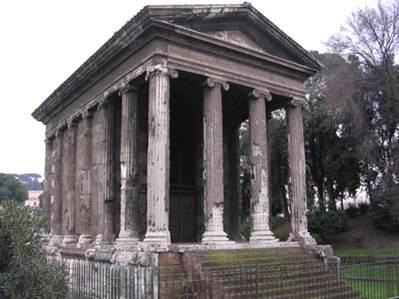 Tempio del Portunus