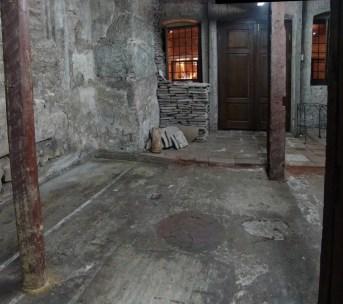 cerchio in porfido Santa Sofia