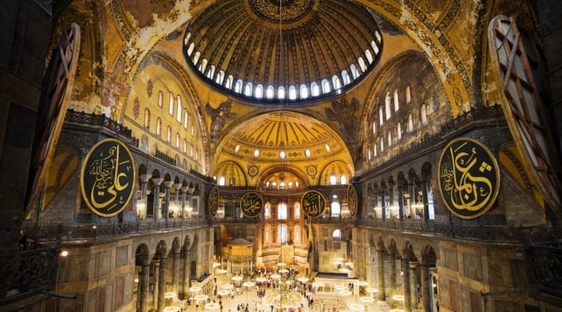 Gioielli del mondo: la basilica di Santa Sofia