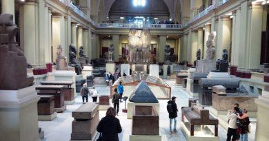 Museo egizio (di Tutankhamon)