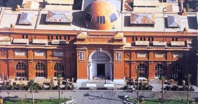 IL MUSEO EGIZIO DEL CAIRO – prima parte