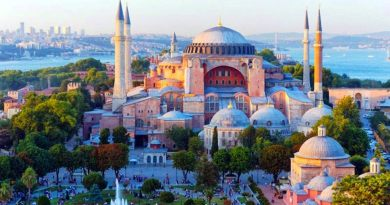 SANTA SOFIA, ISTANBUL, SARA' RIPRISTINATA COME MOSCHEA