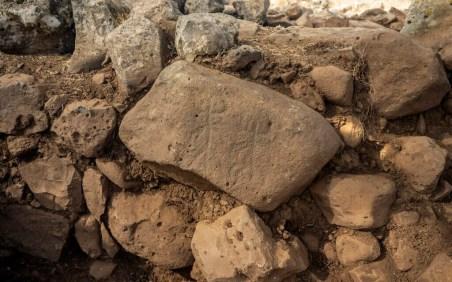 Golan: Scoperta una fortezza di 3000 anni fa 1